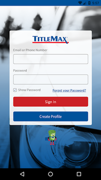 TitleMax pc screenshot 1