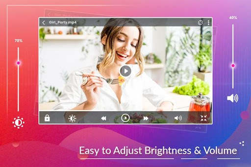HD Video Player 2021 - Ultra HD Video Player pc screenshot 1