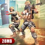 Frontline Fort Battle: Royale Shooter for pc logo