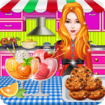 Ice Cream Food Fever Games for pc logo