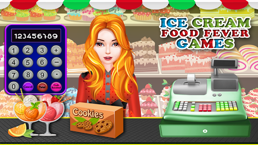 Ice Cream Food Fever Games pc screenshot 1