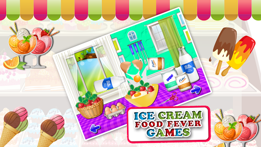 Ice Cream Food Fever Games pc screenshot 1