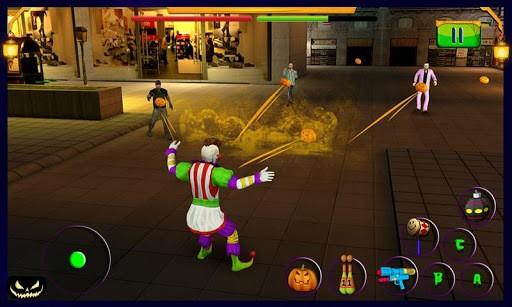 Scary Clown : Halloween Night pc screenshot 1