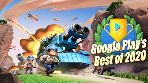 Top War: Battle Game PC screenshot 1