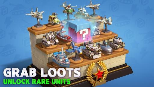 Top War: Battle Game PC screenshot 3