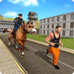 Prisoner Escape Police Horse for pc logo