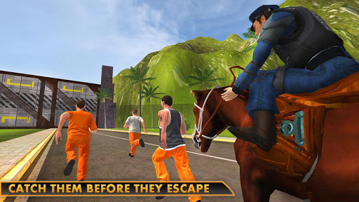 Prisoner Escape Police Horse pc screenshot 1