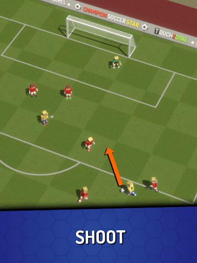 🏆 Champion Soccer Star: League & Cup Soccer Game PC screenshot 2
