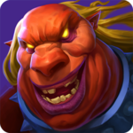 Dungeon Crusher: Soul Hunters for pc logo