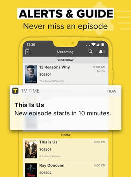 TV Time - #1 Show Tracker pc screenshot 1