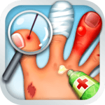Hand Doctor - kids games icon