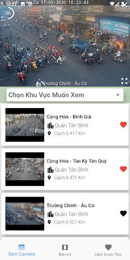 Camera Giao Thông Sài Gòn PC screenshot 2