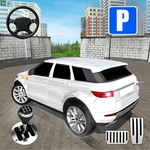 Parking Car Driving Sim New Game 2021 - Free Games icon