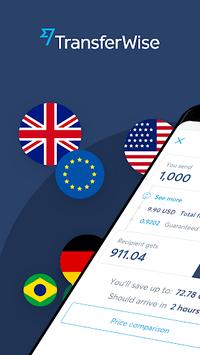TransferWise Money Transfer pc screenshot 1