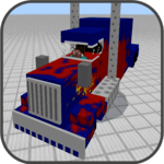 Mod robots transformers for MCPE icon