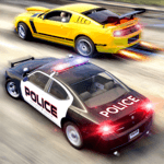 US Police Car Driving Chase - New Racing Game icon