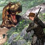 Dinosaur Shooting Park 2017 3D icon