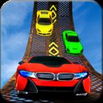 Sky Impossible Tracks: Ramp Car Stunts icon
