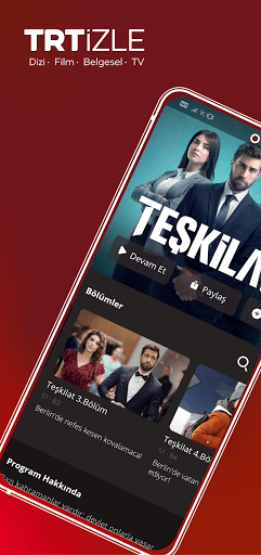 TRT İzle PC screenshot 1