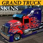 GTS Skins - Trucks with Print for Grand Simualator icon