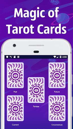 Horoscopes, Tarot Cards & Fortune-Telling PC screenshot 1