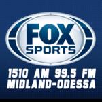 Fox Sports 1510 KMND - Odessa and Midland Sports icon