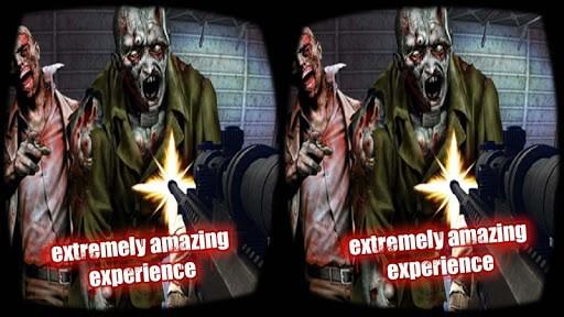 VR  Zombies Shooting pc screenshot 1