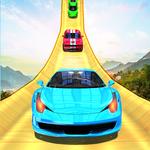 Impossible Tracks Car Driving: Ramp car Stunts icon