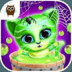 Kiki & Fifi Halloween Salon - Scary Pet Makeover icon