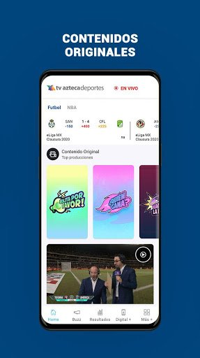Azteca Deportes pc screenshot 1