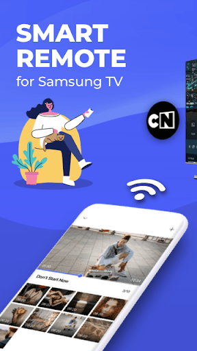 Smart Things - Smart Remote for Samsung TV PC screenshot 1