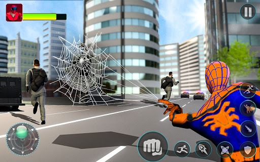 Iron Rope Hero War - Superhero Games pc screenshot 1