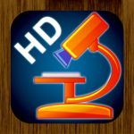 HD Microscope icon