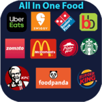 All In One Food Ordering App   Order Food Online icon