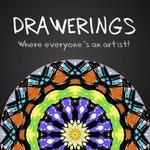 Kaleidoscope Mandala Drawings! icon
