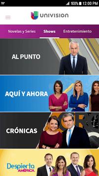 Univision pc screenshot 2