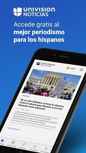 Univision Noticias pc screenshot 1