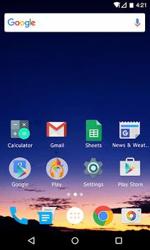 M Launcher -Marshmallow 6.0 pc screenshot 2