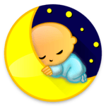 Baby Sleep: White noise lullabies for newborns icon