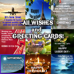 All Wishes & Greeting Cards icon