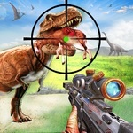 Wild Animal Hunting Clash - New Dino Hunting Games icon