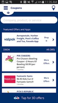 Valpak® Local Coupons pc screenshot 1