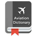 Aviation Dictionary for pc logo