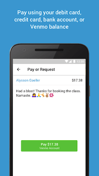Venmo: Send & Receive Money pc screenshot 1