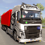 US Truck Cargo 2020: Heavy Driving Simulator icon