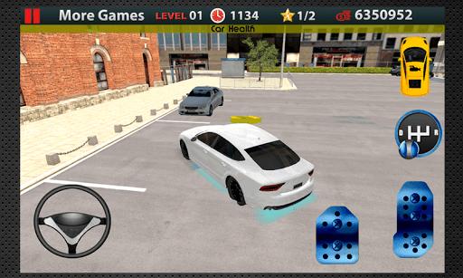 Driving School 3D Parking pc screenshot 1
