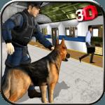 Police Dog Subway Criminals icon