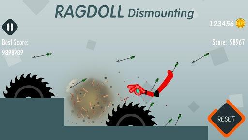 Ragdoll Dismounting PC screenshot 1
