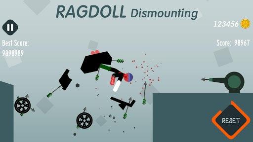 Ragdoll Dismounting PC screenshot 2