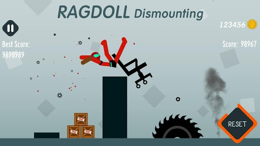 Ragdoll Dismounting PC screenshot 3